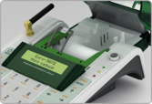 Euro-50TE Mini online penztargep